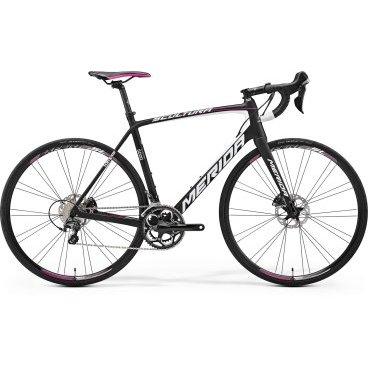 Шоссейный велосипед Merida Scultura Disc 5000 2017 от vamvelosiped.ru