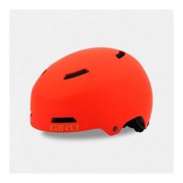 Велосипедный шлем Giro 17 DIME FS детский, матовый оранжевый,  размер XS, GI7075718