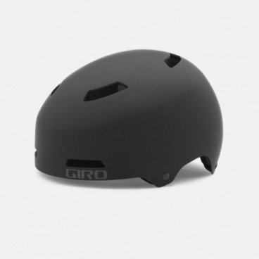 Велосипедный шлем Giro 17 DIME FS детский, матовый черный, размер S, GI7075699