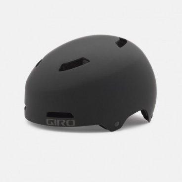 Велосипедный шлем Giro 17 DIME FS детский. матовый черный. размер XS, GI7075698