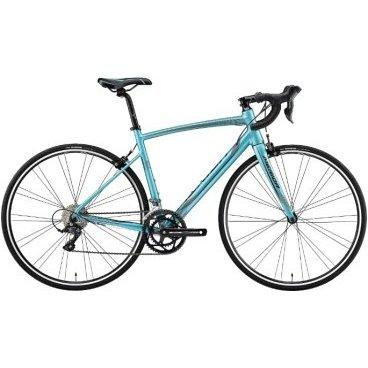 Шоссейный велосипед Merida Ride 100-Juliet 2017 от vamvelosiped.ru