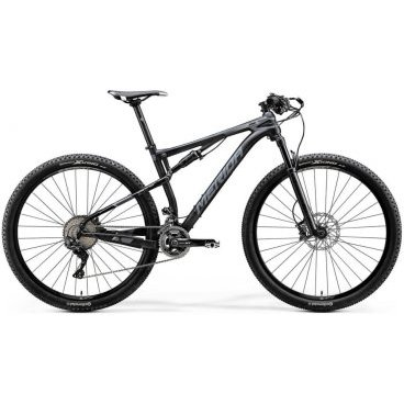 Двухподвесный велосипед Merida Ninety-Six 9.XT 2017 от vamvelosiped.ru
