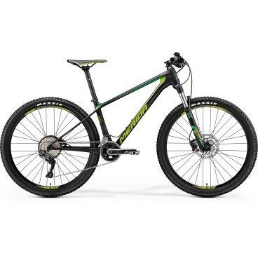 Горный велосипед Merida Big.Seven 4000 2017