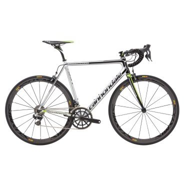 Шоссейный велосипед Cannondale 700 M Supersix EVO Hi-Mod Team DI2 2016