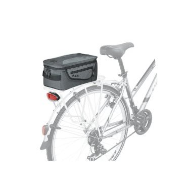 Велосумка на багажник KELLYS SPASE CITY,объем: 10л, цвет серый.