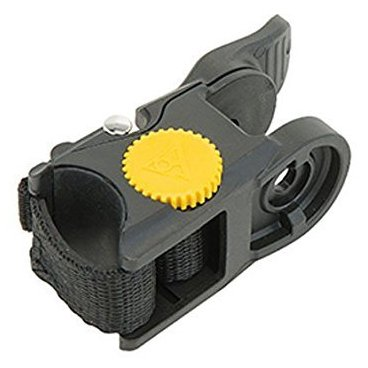 Крепление TOPEAK Fixer for TIG-DF01 DeFender iGLOW & TC9606 DeFender RX & TC9633 DeFender, TRK-DF23 cigar cutter black