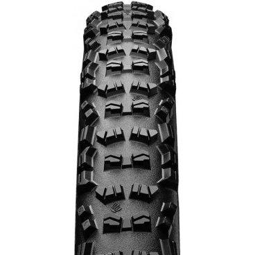 Велопокрышка Continental Trail King 2.4, 27.5x2.4(60-584), черная, складная, PureGrip, 150106