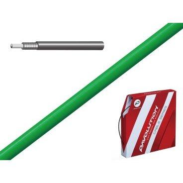 Рубашка троса тормоза ALHONGA, 5мм со смазкой, 30м, в коробке, зеленый, SSK407-2P