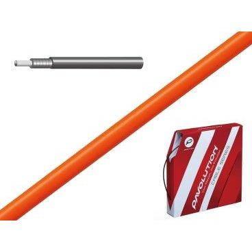 Рубашка троса тормоза ALHONGA, 5мм со смазкой, 30м, в коробке, оранжевый, SSK413-2P