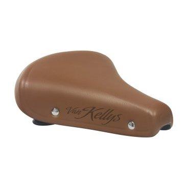 Седло VAN KELLYS с заклёпками, на пружинах, для городских велосипедов замок kellys tough nke98211