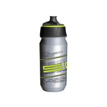 Фляга AUTHOR, 100% биопластик, AB-Tcx-Shant, i 0.6л, серо-желтая (50) ,, 8-14064011