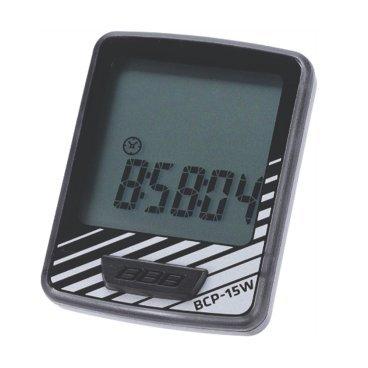 Компьютер BBB DashBoard 10 functions проводной черный/серебро, BCP-15W аксессуар bbb bcp 21 microboard 8 functions wired