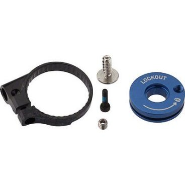 RockShox Spool/Cable Clamp Kit Recon Gold TK-RL/Sektor TK-RL/Reba RL (13-16), 11.4018.011.002