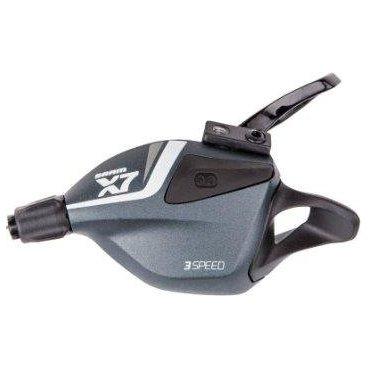 Манетка велосипедная Front Sram X.7 Trigger, 3 скорости, Storm, серый, 00.7018.070.004