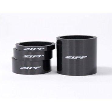 Проставочные кольца для рулевой Zipp Carbon, 4mm-2, 8mm-1, 12mm-1, 30mm-1, 00.1915.124.010Рули<br>Кольца проставочные Zipp UD Carbon (4mm x 2, 8mm x 1, 12mm x1, 30mm x 1)`<br>