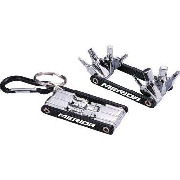 Набор инструментов ножик Merida 8 in 1 Mini Tool Green, 2137003594