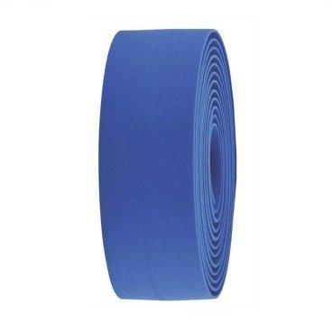 Обмотка руля BBB Race Ribbon, синий, BHT-01Ручки и Рога<br>Синтетика со сцеплением высшего класса.<br><br>Также имеется из темной и светлой синтетической пробки.<br><br>При долгой интенсивной эксплуатации не образует слабых мест.<br><br>Для рулей всех размеров.<br><br>Закрепляющая лента и заглушки руля в комплекте.<br>