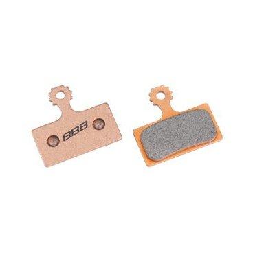 Тормозные колодки BBB DiscStop, дисковые, BBS-56S тормозные колодки дисковые brembo p68008