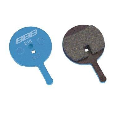 Тормозные колодки BBB DiscStop, дисковые, BBS-43T тормозные колодки дисковые brembo p68008