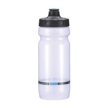 Фляга велосипедная BBB AutoTank, 550 мл, клапан AutoClose, белая, BWB-11