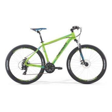 Горный велосипед Merida Big.Seven 10-MD 2017