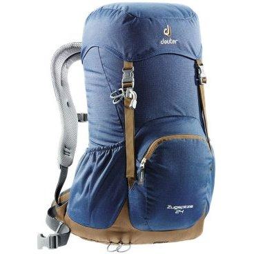 Велосипедный рюкзак Deuter Zugspitze, с чехлом, 58x28x21, 24 л, синий, 3430116_3608