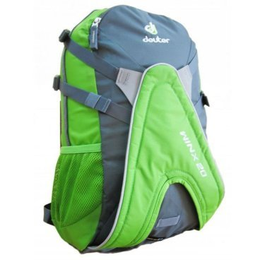 Велосипедный рюкзак Deuter Winx 20 , с чехлом, 50x26x20, 20 л, розовый, 42604_4206