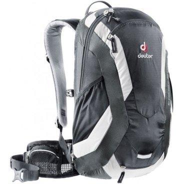 Велосипедный рюкзак Deuter Superbike 18 EXP, с чехлом, 51x31x16, 18+4 л, черный, 32114_7410 велорюкзак deuter superbike 18 exp spring black 32114 2704