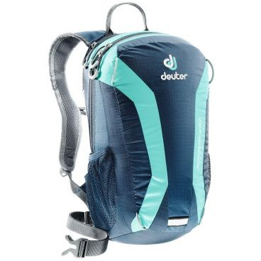 Велосипедный рюкзак Deuter Speed lite 10, усиленное дно, 40х23x13, 10 л, синий, 33101_3218