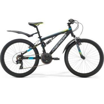 Детский велосипед Merida Matts J24 Ninety-Six Sus 2017, арт: 28889 - Детские