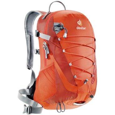 Рюкзак Deuter Airlite 14SL, женский, чехол от дождя, 45х23х15, 14 л, красный, 4420015_9503