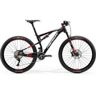 Двухподвесный велосипед Merida Ninety-Six 7.800 2017 от vamvelosiped.ru