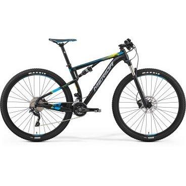 Двухподвесный велосипед Merida Ninety-Six 9.600 2017 от vamvelosiped.ru