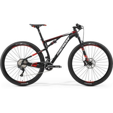 Двухподвесный велосипед Merida Ninety-Six 9.800 от vamvelosiped.ru