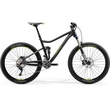 Двухподвесный велосипед Merida One-Twenty 7.7000 2017 от vamvelosiped.ru