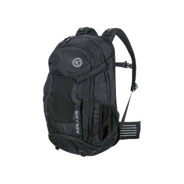 Велосипедный рюкзак KELLYS FETCH 25, 25 л, черный, нейлон/полиэстер