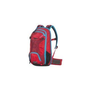 купить Велосипедный рюкзак KELLYS LANE 10, 10 л, красный/голубой, полиэстер недорого