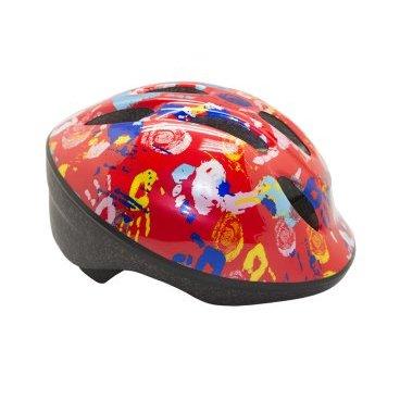 Велошлем детский BELLELLI Ладошки, оранжевый, М (52-57 см), 01HEL051040Велошлемы<br>Лёгкий детский шлем от итальянской марки BELLELLI имеет комфортные мягкие внутренние вставки, которые обеспечивают дополнительную амортизацию между головой и шлемом для большего комфорта. Шлем регулируется с помощью специального механизма, чтобы шлем сидел плотно - никуда не сползал во время движения, никуда не сдвинулся в случае падения.<br><br>Также в шлеме есть специальные отверстия для вентиляции.<br><br>- цвет: оранжевый<br><br>- размер: М (52-57cm)<br><br>- количество отверстий: 6<br><br>- страна бренда: Италия<br>