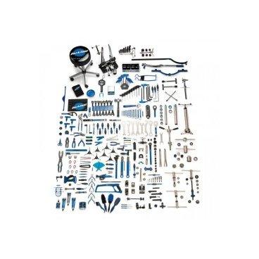 Набор инструментов Park Tool, 257 инструмента, 4 ящика, PTLMK-257