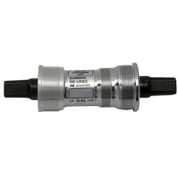 Каретка SHIMANO UN55, под квадрат, 70/115 мм, без болтов, EBBUN55I15