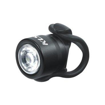 Фонарь передний KELLYS IO F, 20 Lm х 30 час, 3 режима, цвет черный