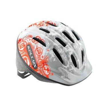Велошлем KELLYS MARK, детский, XS/S (47-51cm), белый
