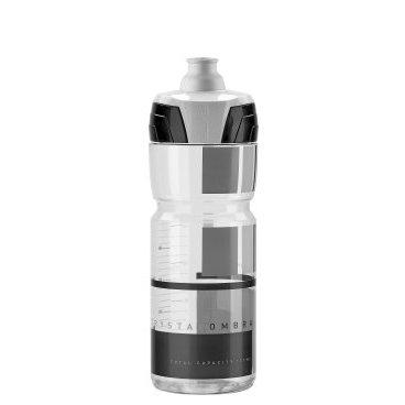 Фляга Elite Crystal Ombra, 0.75 л, дымчатый, серый рисунок, EL0150513  цена и фото