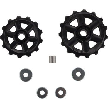 Ролик для велосипеда Shimano к RD-M310, верхний+нижний Y5W898030, арт: 8965 - Переключатели скоростей на велосипед