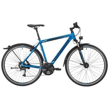 Дорожный велосипед Bergamont Helix 4.0 EQ 2016, арт: 29597 - Гибридные