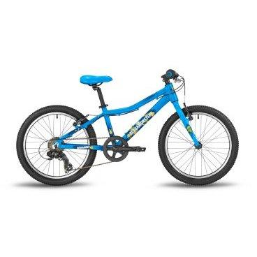 Детский велосипед Bergamont 20  Bergamonster Boy 2017, арт: 29632 - Детские