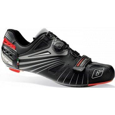 Велотуфли Gaerne G.Speed Composite,  р-р:44 EUR, чёрные, (3261-001-44)
