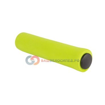 Ручки на руль велосипедные высокопрочный износостойкий медицин силикон CLL-SF1 125мм 6-550