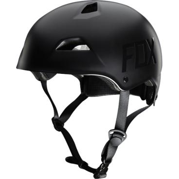 Купить со скидкой Велошлем Fox Flight Hardshell Helmet, матовый черный