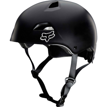 Велошлем Fox Flight Sport Helmet, черный